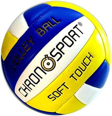 chronosport balón Soft Touch, T5, multicolor: Amazon.es: Deportes ...