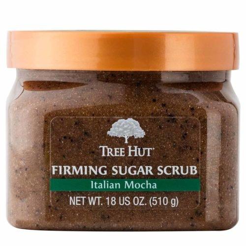 Tree Hut Firming Sugar Scrub, Italian Mocha, 18 - A Buy Hut