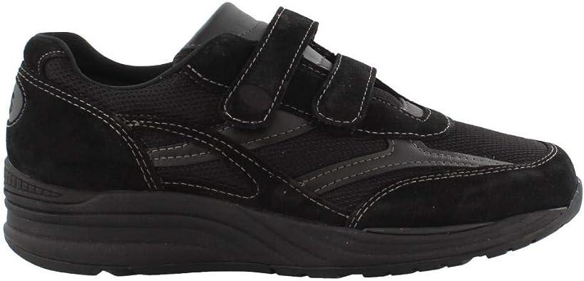 SAS Mens Journey Walking Sneakers Black 9.5 N