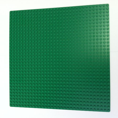 LEGO 626 Green Building Plate (10