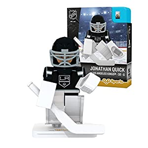 OYO Sports NHL Minifigure Los Angeles Kings Jonathan Quick