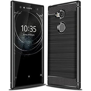 Amazon.com: Sony Xperia XA2 Ultra Case, TUDIA Slim-Fit Heavy ...