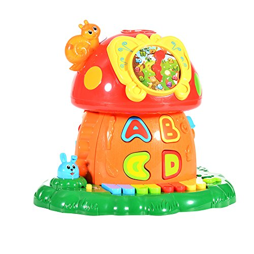 Dayan Cube elegantstuning Magic Mushroom House Baby Electronic Learning Toys