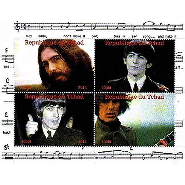 Los Sellos de los Beatles - George Harrison: Amazon.es: Electrónica