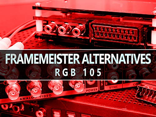 RGB105 :: Framemeister Alternatives - OSSC