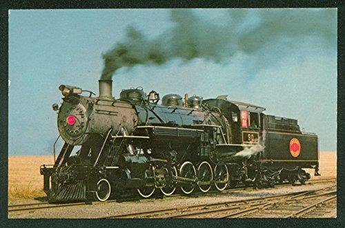 (Strasburg Pennsylvania PA Engine 90 Route 471 Train Short Line Railroad Postcard)