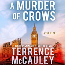 A Murder of Crows Audiobook by Terrence McCauley Narrated by Jonathan Davis