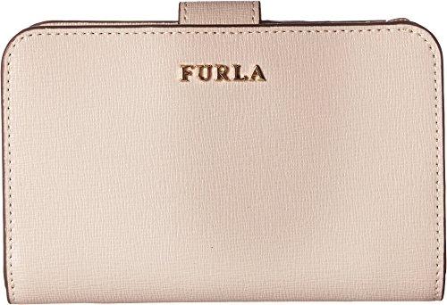 Furla Women's Babylon Medium Zip Around Vaniglia One Size (Furla Women Accessories)