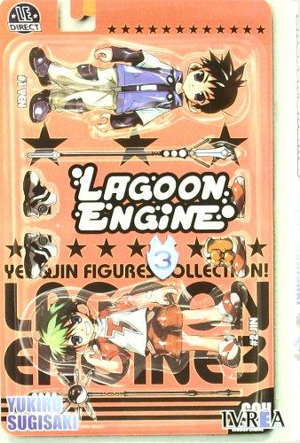 Lagoon Engine 3 (Spanish Edition)