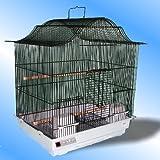 Tazmin Bird Cage Black Budgie Canaries Parrotlets Birds
