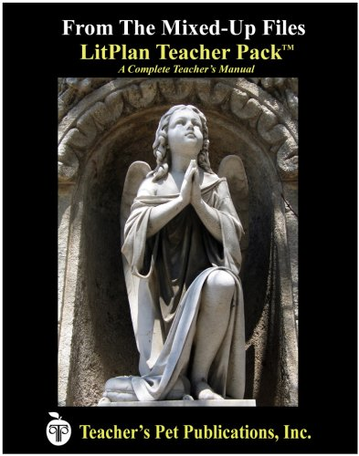From the Mixed-Up Files of Mrs. Basil E. Frankweiler LitPlan - A Novel Unit Teacher Guide With Daily Lesson Plans (LitPlans on CD)