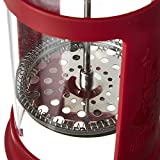 Bialetti 06642 Modern Coffee Press, Red
