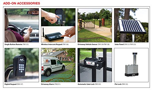 090835001501 - Mighty Mule Wireless Driveway Alarm (FM231) carousel main 5