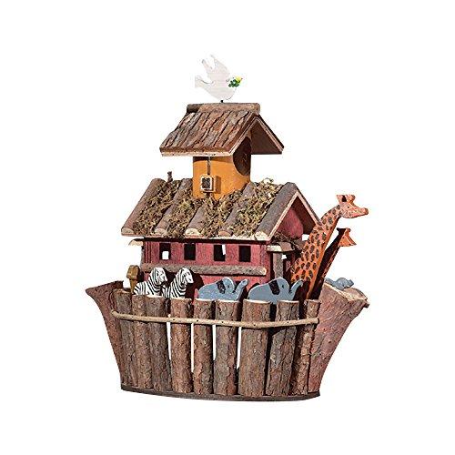 VERDUGO GIFT Birdhouse Noahs Ark