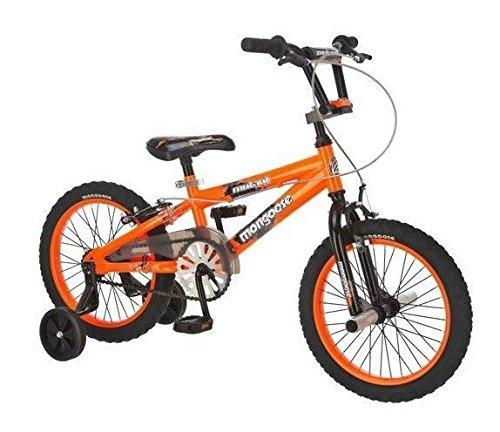 Pacific Cycle Boys 16 inch Mongoose Trickster Bike
