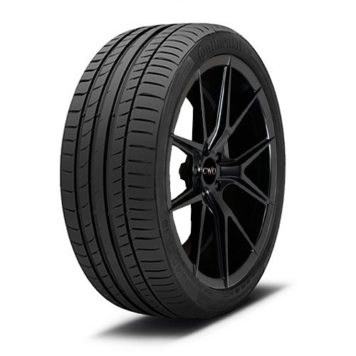 Continental ContiSportContact 5 Radial Tire - 225/50R17 94W