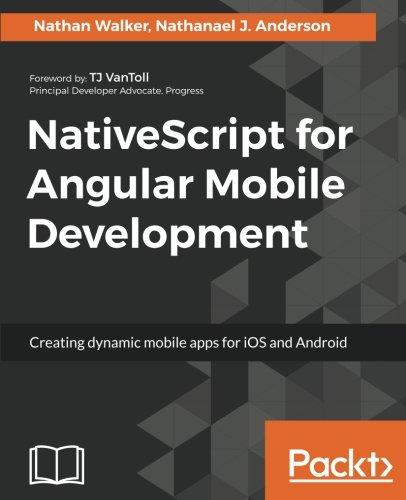 Mastering NativeScript Mobile Development