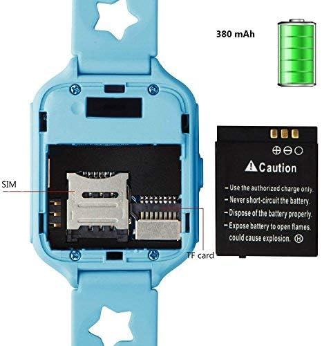 Hangang Teléfono Inteligente Niña Smartwatch Cámara Juegos Pantalla Táctil Cool Juguetes Relojes para Niños, Regalos para Niñas Niños: Amazon.es: Electrónica