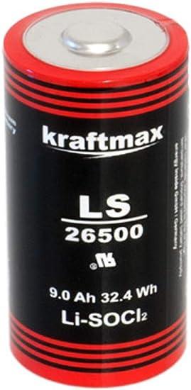 XCell ER 26500 Lithium 3,6V Batterie C-Zelle