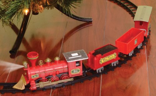 train set tree decor engine