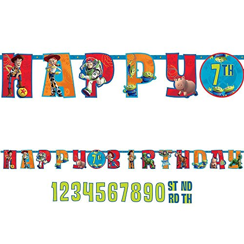 Toy Story Letter Banner Ft product image