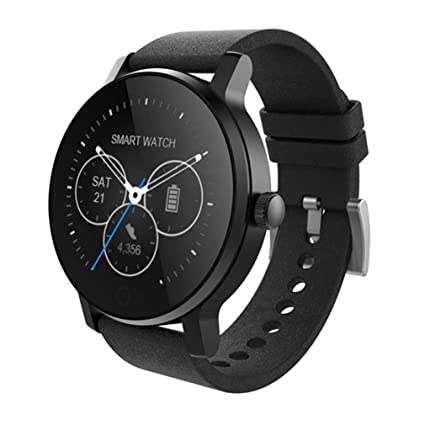 HOMECCLL SMA-09 IP54 Impermeable Smartwatch MTK2502 ...