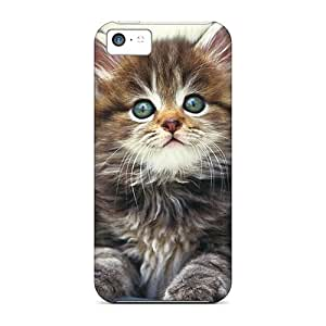 Forever Collectibles Cutie Kitty In The Bucket Hard Snap-on Iphone 5c Case