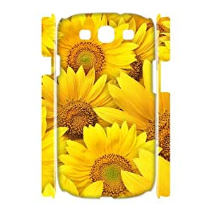 C-EUR Sunflower Phone Case For Samsung Galaxy S3 I9300