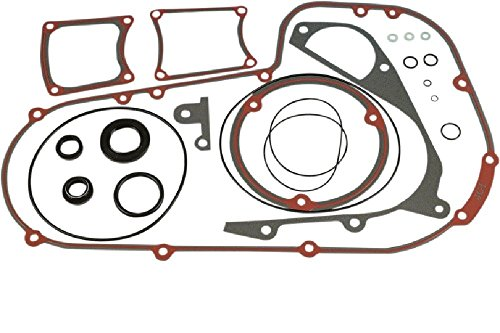 Primary Cover Kit (James Gaskets Gasket-Seal Primary Cover Kit for Harley Davidson 1980-93 FLT, FX - One Size)
