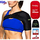 BODY HELP Shoulder Brace Support with Pressure Pad +...