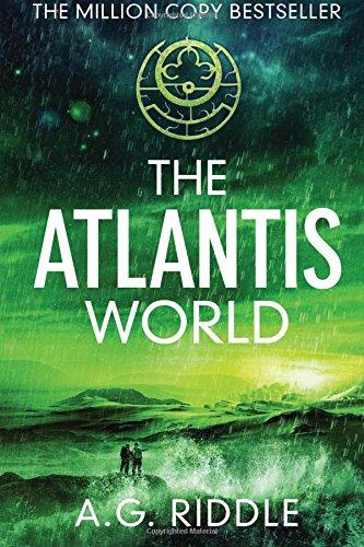 Atlantis World Origin Mystery Book product image