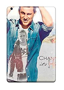 Kevin Charlie Albright's Shop 8872367J16152137 Ipad Mini 2 Case Cover - Slim Fit Tpu Protector Shock Absorbent Case (channing Tatum)