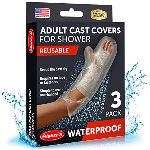 【2020 Upgraded】Waterproof Cast Cover
