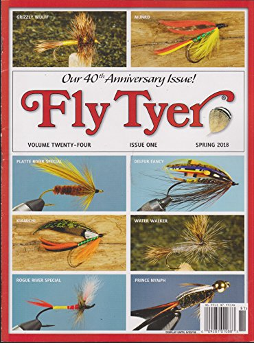 - Fly Tyer Magazine Spring 2018