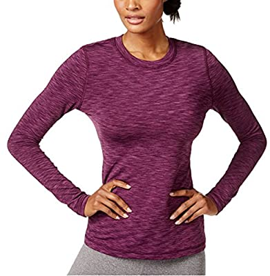Ideology Women's Long-Sleeve Base Layer Top