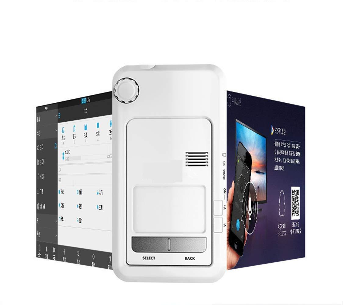 Zhangmin Proyector De Smartphone, Mini Proyectores, 3MAX ...