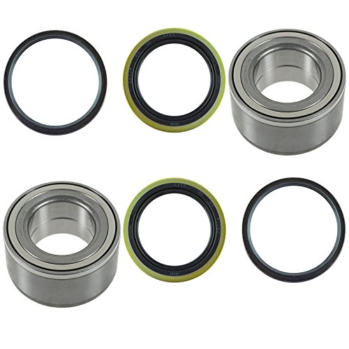Wheel Hub Wheel Bearing & Seal Kit Front Driver & Passenger for Toyota Tacoma - Front Hub Seal