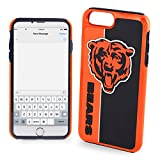 Forever Collectibles iPhone 8/7 Dual Hybrid Bold Case - NFL Chicago Bears