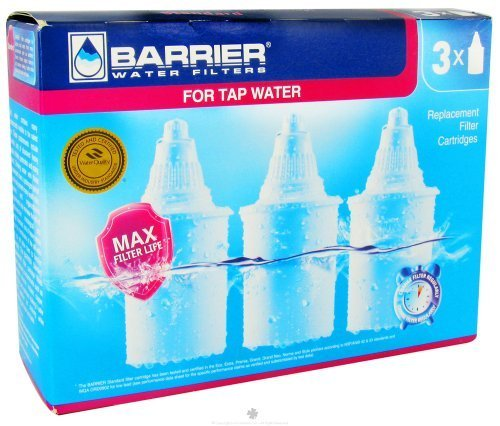 Enviro Replacement - New Wave Enviro Barrier Replacement Cartridge (3 Pack)