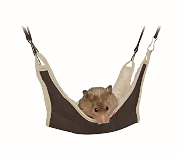 trixie hammock for mice hamsters 18 x 18 centimeter trixie hammock for mice hamsters 18 x 18 centimeter  amazon co uk      rh   amazon co uk