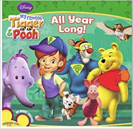 All year long my friends tigger pooh 9781403781765 amazon my friends tigger pooh 9781403781765 amazon books altavistaventures Gallery
