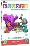 Pocoyo: Volume 3 - Fun And Adventures [DVD]