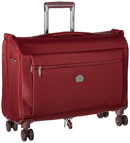 DELSEY Luggage Montmartre+ 4 Wheel Spinner Garment Bag, B...