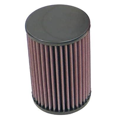 K&N Engine Air Filter: High Performance, Premium, Powersport Air Filter: 2004-2014 YAMAHA (YFM350, YFM450, YFM450FX, YFM350X, YFM400) YA-3504: Automotive