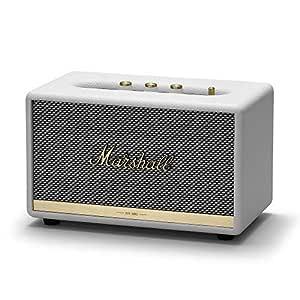 Marshall Acton II - Altavoz Bluetooth, color blanco: Amazon.es ...