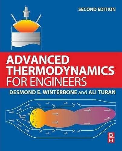 advanced thermodynamics for engineers second edition d winterbone rh amazon com  solution manual advanced thermodynamics wark