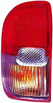 Depo 312-1974L-US Toyota RAV4 Driver Side Replacement Taillight Unit without Bulb 02-00-312-1974L-US