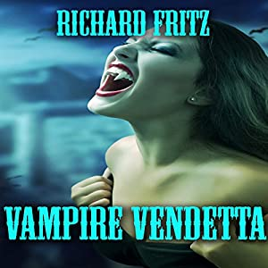 Vampire Vendetta Audiobook