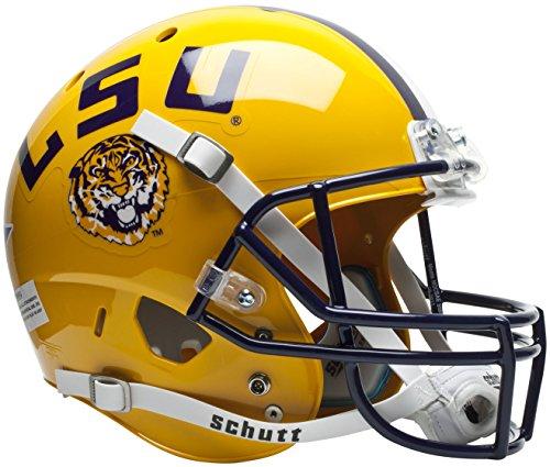 RS Schutt AiR XP Full-Size REPLICA Football Helmet LSU ()