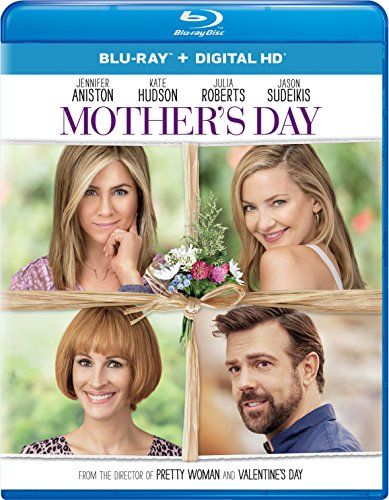 Blu-ray : Mother's Day (Ultraviolet Digital Copy, Snap Case, Slipsleeve Packaging, Digital Copy, Digitally Mastered in HD)